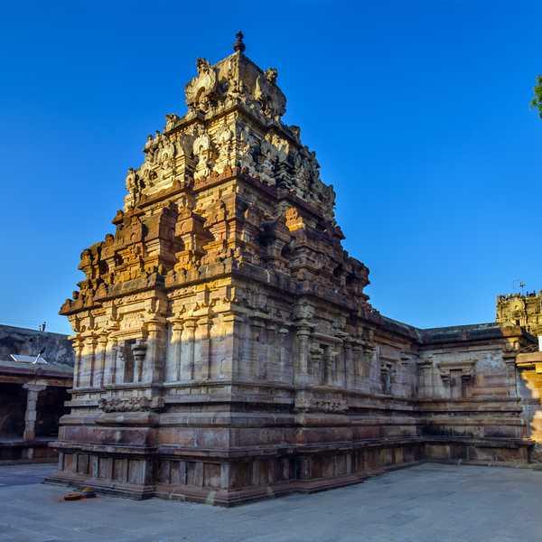 Soumyanath Temple Nandalur