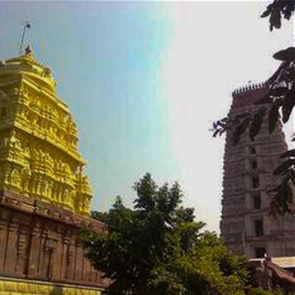 Sri Panakala Narasimha Swamy Temple Mangalagiri