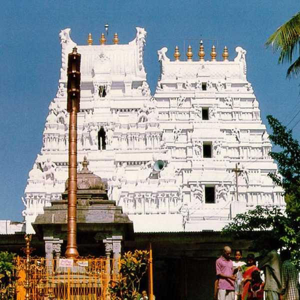 Tripurantakam-Srisailam