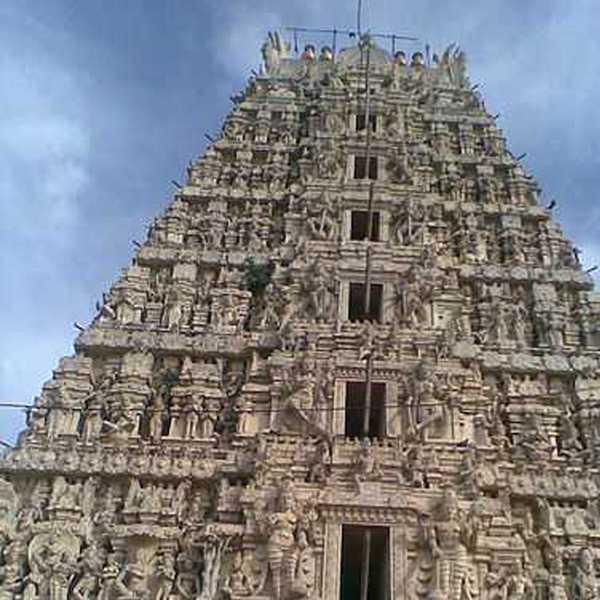 Nelapattu-Ranganatha temple