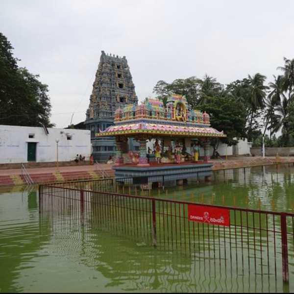 Coringa-sri-kukkuteswara-swamy