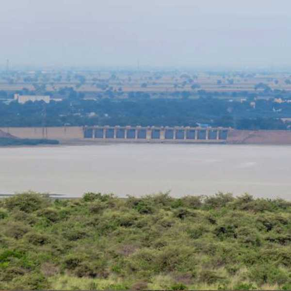 Mylavaram dam