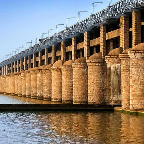 Prakasham barage