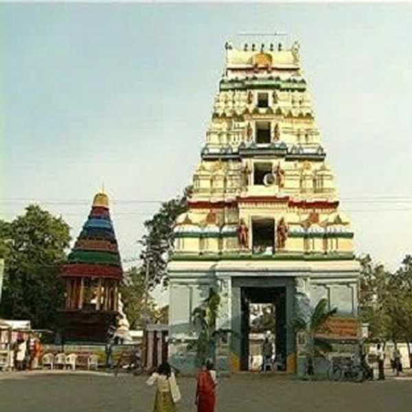 Amaravathi temple