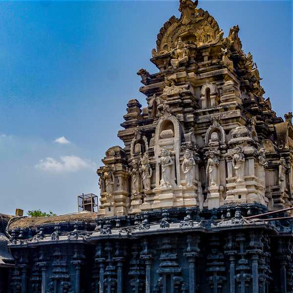Bugga Ramalingeswara Temple Tadipatri